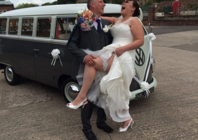 vwcampervanwedding 2